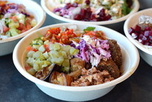 Build Your Own Mediterranean Bowl
