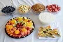 Healthy, Savory & Sweet Brunch