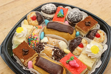 Traditional Italian Mini-Pastries Dessert Tray
