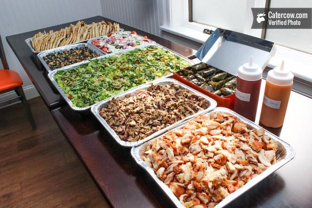 Build Your Own Mediterranean Shawarma Meal
