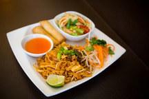 Hearty Thai Meal!