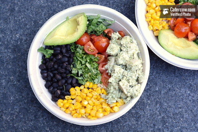 Individual healthy fresh ii bowls from freshii on catercow - Does olive garden deliver to your house ...