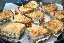 All-American Classic Grilled Paninis
