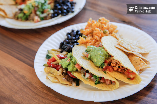 The Ultimate Taco Bar from Creative Ideas Catering SF on