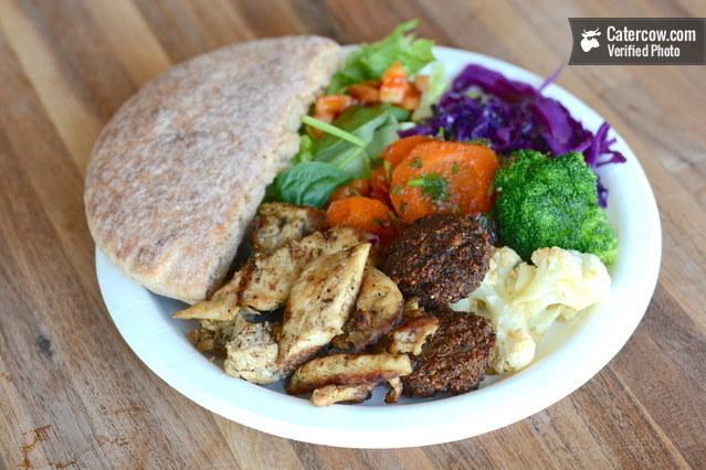 Make-Your-Own Mediterranean Healthy Entree