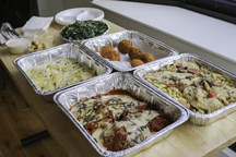 Zucca's Deluxe Italian Feast