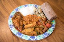 Classic Ethiopian / African Buffet