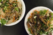 DIY Healthy Vietnamese Rice/Noodle Bowls