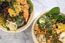 Nushii's DIY Sushi Bowls (w/ Extra Protein Options)