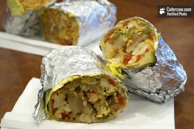 LA Breakfast Burritos