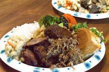 Hawaiian-Style Buffet!
