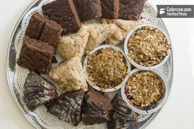 Vegan Cakes & Cobblers from Jennifer Pennifer Bakes on CaterCow