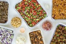 Build Your Own Mediterranean Bowls