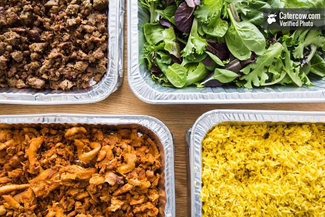 Kababeque's DIY Halal Mediterranean Fusion Bowls