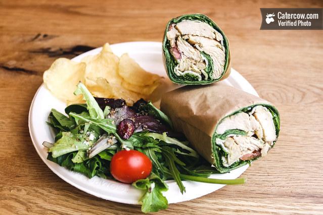Wraps & Ciabatta Sandwiches Meal