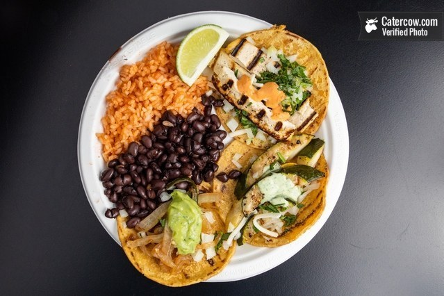 Maite's DIY Taco Bar from Maite Catering & Events on CaterCow