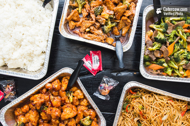 Full Chinese Spread