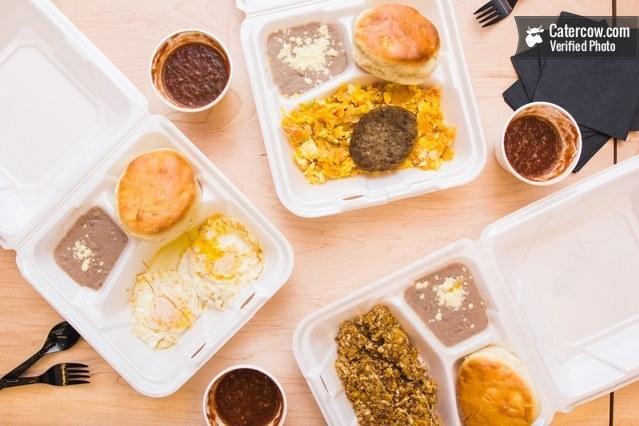 Cisco's Classic Breakfast Plates