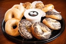 Chicago-Style Bagels & Schmear