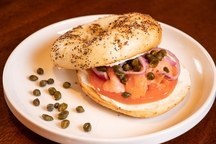 Bagels & Lox Breakfast