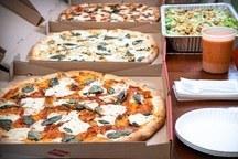Dimo's Pizza Palooza + Salad