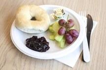 Bagel & Fruit Fix