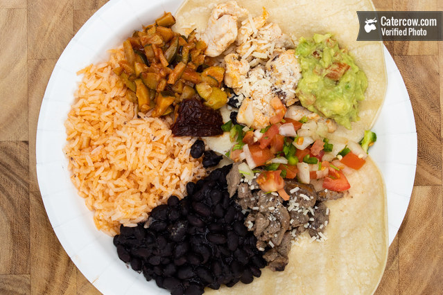 Build Your Own Taco Bar Fiesta